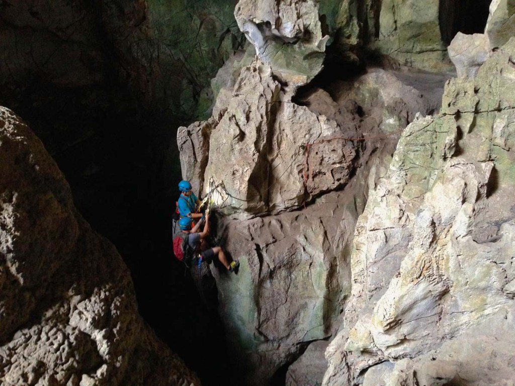 Intro to Caving with CMRCA in Chiang Mai