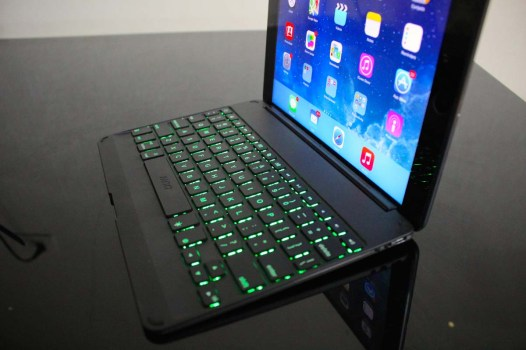 Zagg Case Keyboard