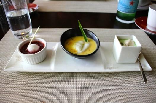 Cherry Garden food 6