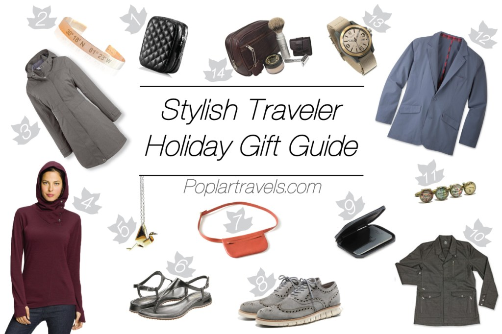 Stylish Traveler Gift Guide