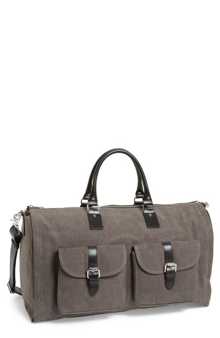 albert hook garment duffel
