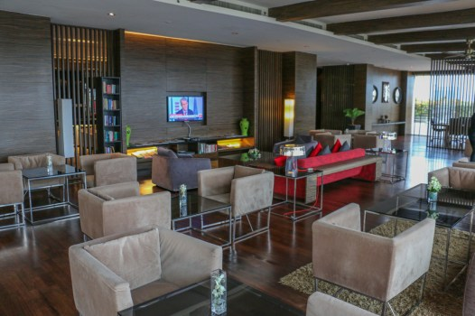 Orchid Club Lounge