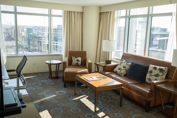 Marriott Marquis DC Suite