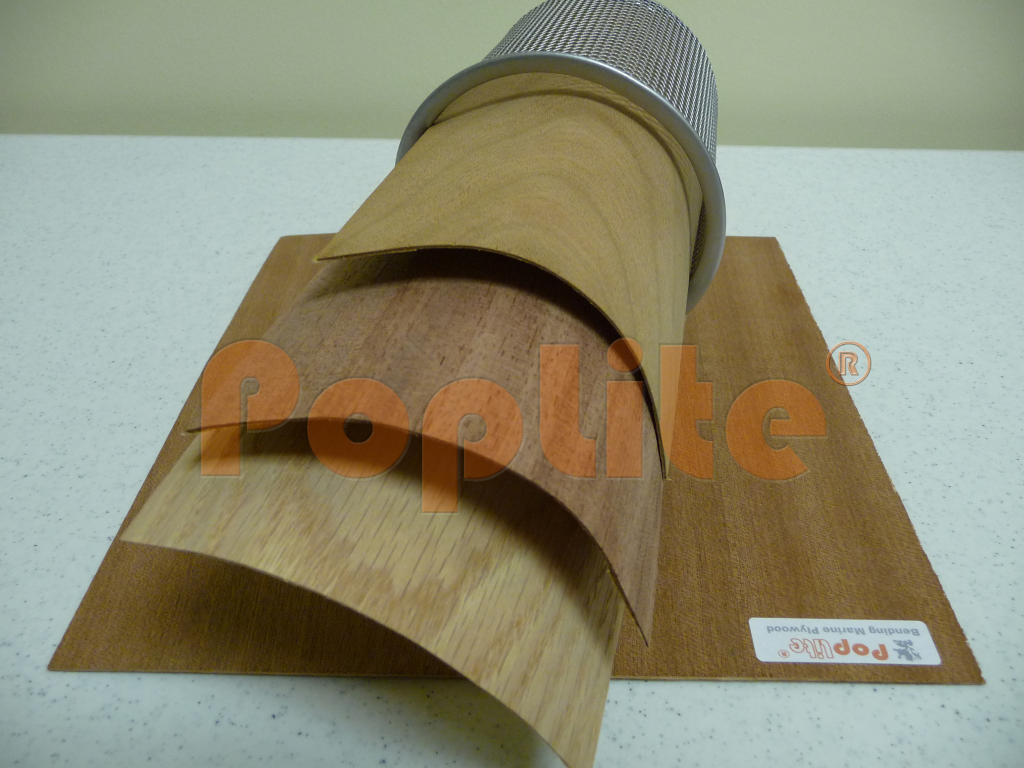 Bendable Plywood Sheets