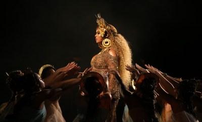Beyoncé no grammy 2017