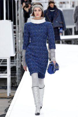 desfile Chanel paris 2017