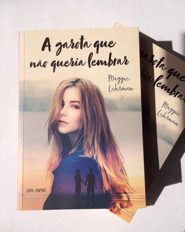 capa da edição brasileira maggie lehrman