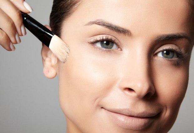 pele perfeita passo a passo make aplicação base