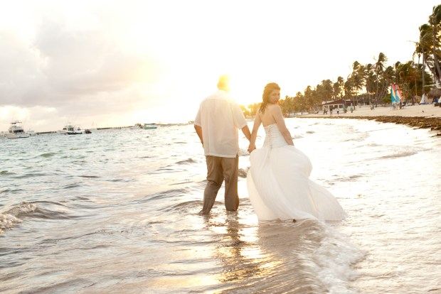 tendência de casamento no estilo destination weeding