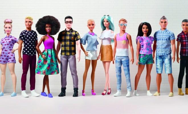 coleção barbie fashionistas 2017 popmag