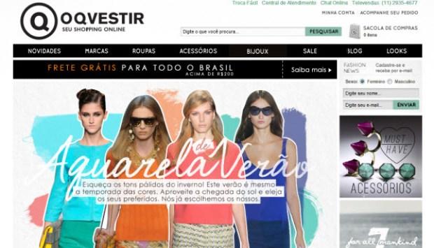 e-commerce de moda oqvestir