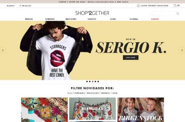 e-commerce de moda sergiok