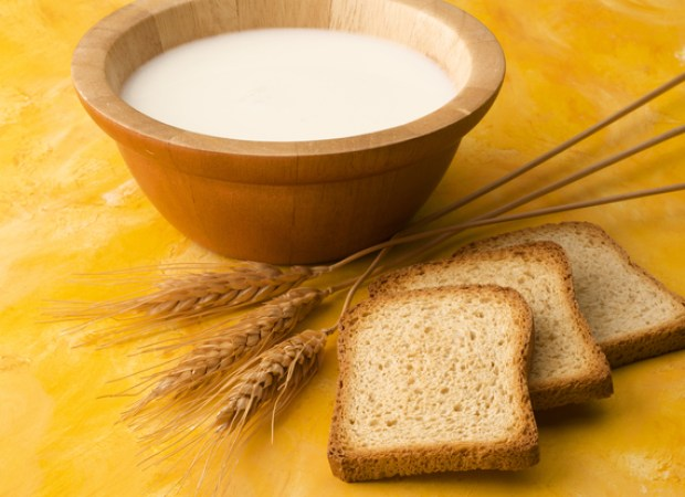 receita de pudim de pão de natal
