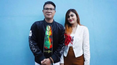 Andika Kangen Band dan Evelyn Kremes