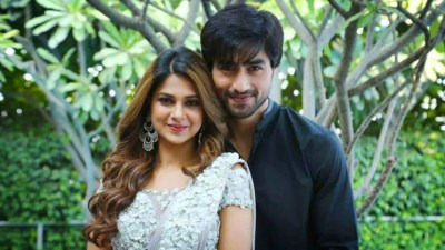 Jennifer Winget dan Harshad Chopda 'Bepannah' ANTV