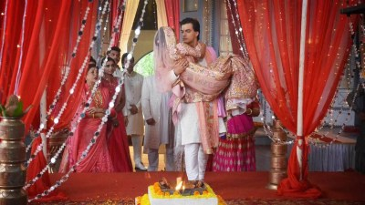 Serial Drama India Yeh Rishta ANTV