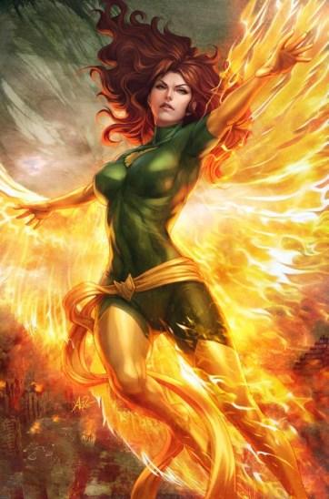 Jean Grey Phoenix