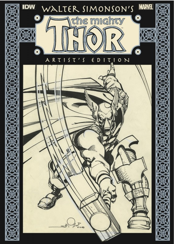 Walt-Simson-MIghty-Thor-Artists-Edition-Cover