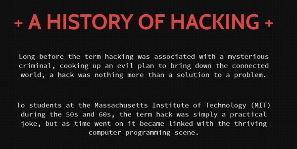 hitchhiker's guide to hacking history
