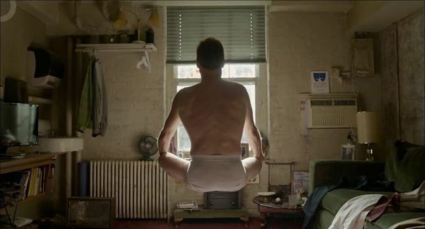The opening shot of 'Birdman' tells us just what to expect. Image: Fox Searchlight Pictures.
