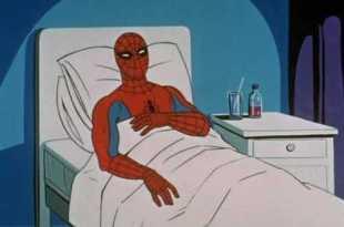 spider-man-sick