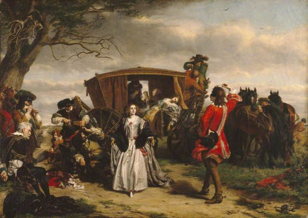 Charles Duval (William Powell Frith, 1859-60, Manchester City Galleries)