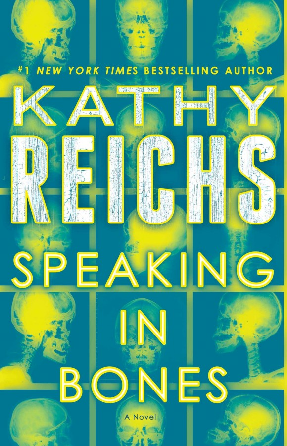 kathy reichs speaking in bones july 21