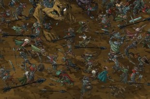 mice templar battle