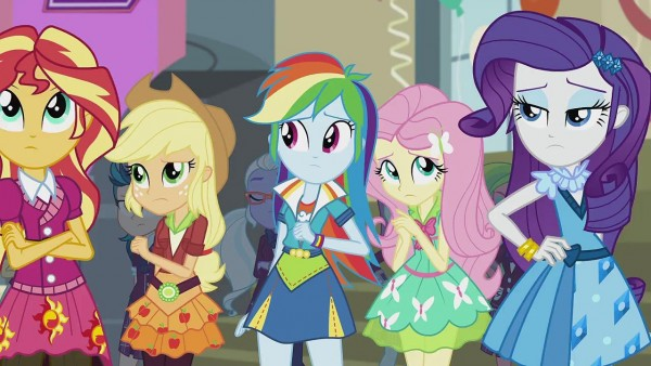 my little pony friendship games
