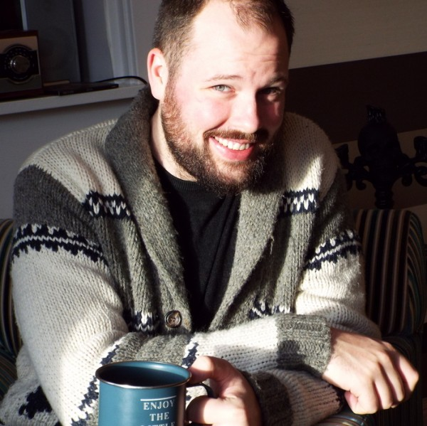 Author John McNee (goodreads.com)