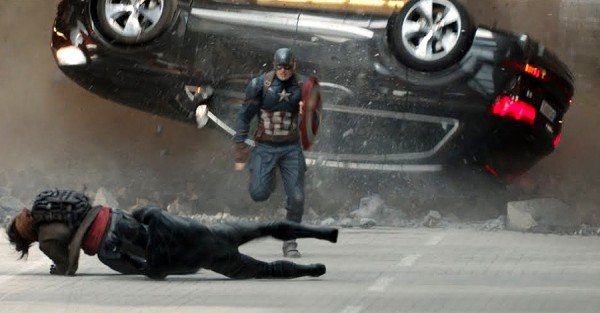 There are several great action sequences. Not perfect, but great. Image: Walt Disney Studios Motion Pictures.