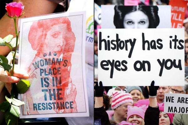 trump resistance