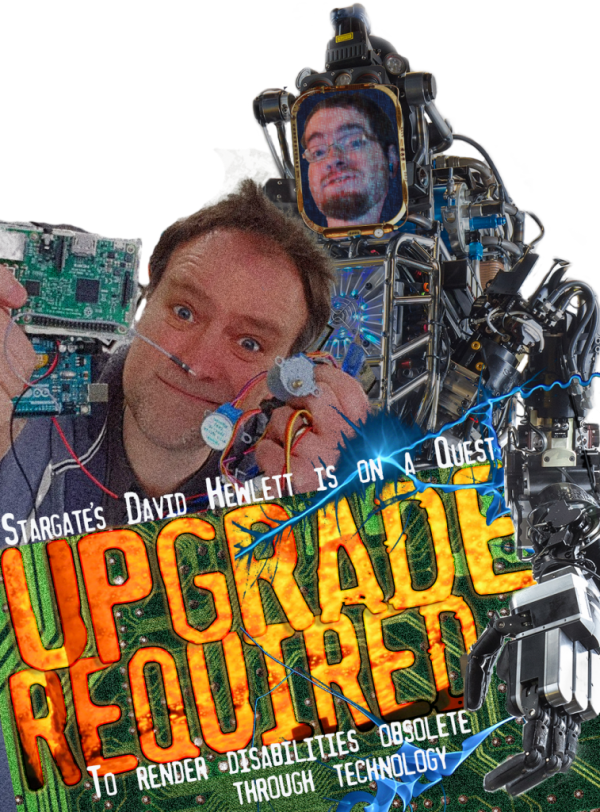 david hewlett upgrade required