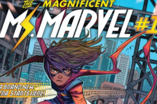 magnificient ms. marvel 1 - thumb