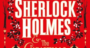 sherlock holmes and the christmas demon - thumb