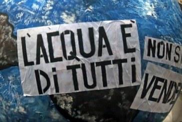 Acqua, nel Lazio da oggi dovrebbe essere pubblica