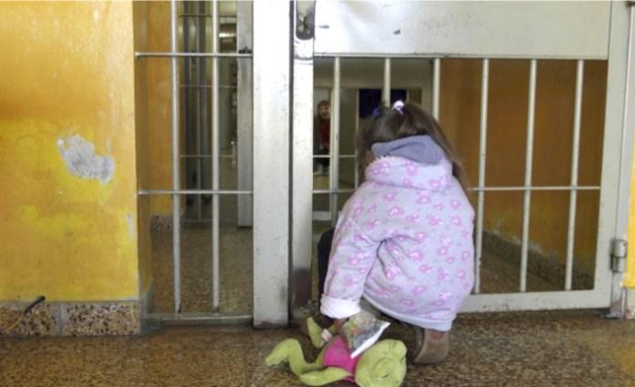 bambini carcere