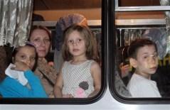 Ukraine Syria Refugees
