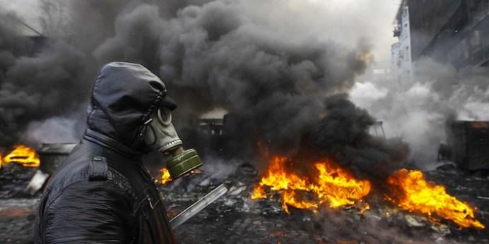 Gennaio, Kiev.