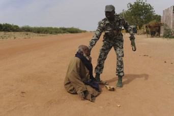 In Mali le esecuzioni in strada sono all'ordine del giorno.