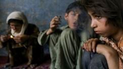 La guerra ha anche favorito la diffusione tra la popolazione della droga.