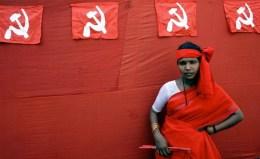 Militante maoista.