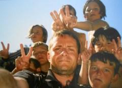 Raffaele Ciriello, morto in Cisgiordania il 13 marzo 2002.