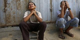Gaza. Disperazione a Khan Younis