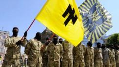 Il battaglione Azov ha come simbolo una runa, nota come «l'angelo lupo» («Wolfsangel»). Si tratta di una delle rune più amate durante il Terzo Reich.