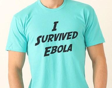La t-shirt di cotone disponibile su Etsy al costo di 10,98 euro.
