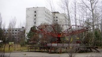 Un parco giochi.