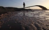 03 lago tossico di Baotou, Cina