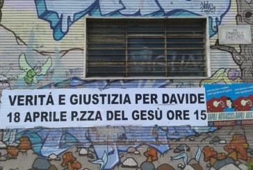 Napoli non dimentica Davide Bifolco