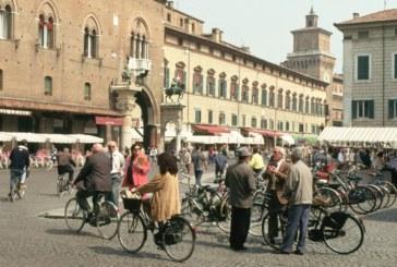 Le piccole città pedalano, le grandi no